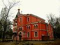 1819. Санкт-Петербург. Церковь Преображения Господня в Лесном.jpg