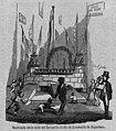 1854-08-21, La Ilustración, Barricada de la calle del Barquillo el día de la entrada de Espartero.jpg