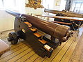 1860 18 pounder breech-loading gun from Whitworth, pic1.JPG