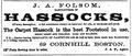 1864 Folsom Cornhill BostonDirectory.png