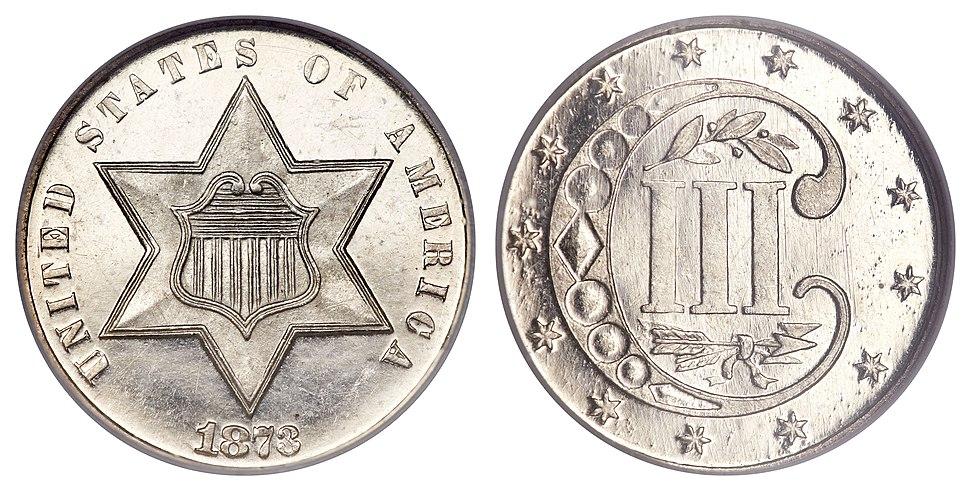 1873 3CS Cameo