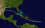 1875 Atlantic hurricane season
