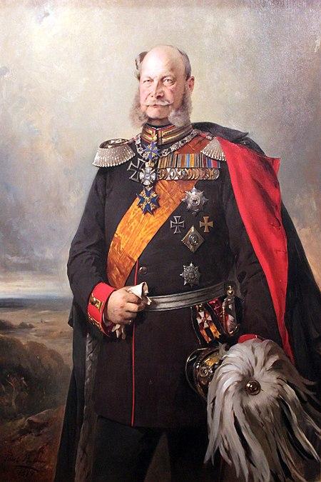 Wilhelm I, Hoàng đế Đức