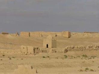 Sijilmasa - Sijilmasa ruins