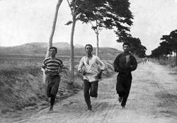 definition of marathon