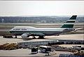 18bx - Cathay Pacific Boeing 747-467; B-HUI@FRA;01.04.1998 (4931163221).jpg