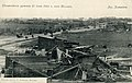 1904 г. Деревня Хохловка после урагана. Вдали виднеется Новоспасский монастырь.jpg