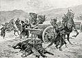 1916 - Albert Reich - Dambovita, cucerirea unei pozitii a trupelor romane langa Targoviste p47.jpg