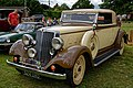 1933 Hupmobile KK-321 convertible at Hatfield Heath Festival 2017 - 01.jpg