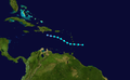 1934 Atlantic tropical storm 4 track.png