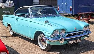 Ford Consul Classic - 1962 Ford Consul Capri