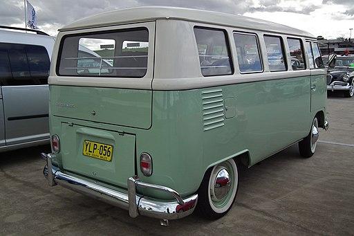 1964 Volkswagen T1 Transporter Kombi bus (6105917315)