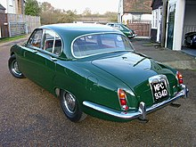 jaguar s-type (1963) - wikipedia