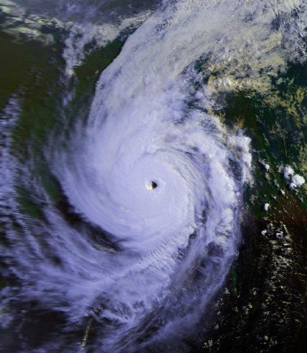 1991 Bangladesh Cyclone 29 apr 1991 0019Z