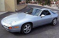 4 Door Porsche >> Porsche 928 - Wikipedia