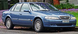 Ford Falcon (EL) - Fairmont sedan