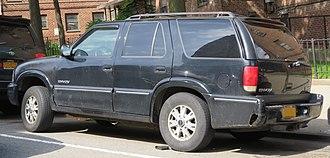 GMC Envoy - 1998–2000 GMC Envoy