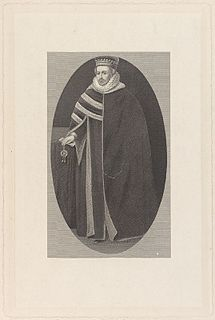Henry Montagu, 1st Earl of Manchester English noble and politician