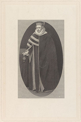 Henry Montagu, 1st Earl of Manchester - The 1st Earl of Manchester.