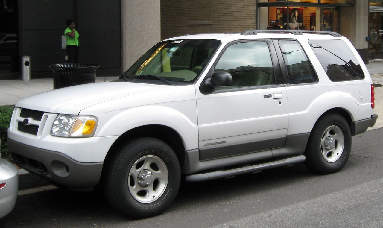 file 2001 2003 ford explorer. Cars Review. Best American Auto & Cars Review