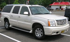 Cadillac Escalade - Βικιπαίδεια