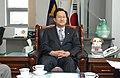 20040407행정자치부 차관 김주현 광나루안전체험관 방문 DSC 0006.JPG