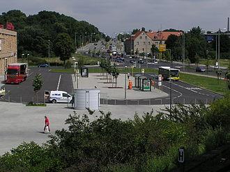 Biesdorf (Berlin) - Image: 2005 07 18 elsterwerdaer platz