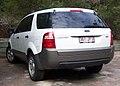 2005 Ford Territory (SX) TX wagon (2007-10-02) 02.jpg