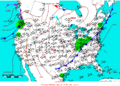 2006-06-02 Surface Weather Map NOAA.png