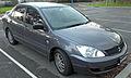 2006-2007 Mitsubishi Lancer (CH MY07) ES Limited Edition sedan 01.jpg