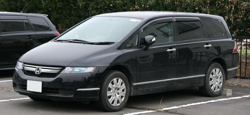 One Month Registred. 2005 Honda Shuttle( Lagos Cleared In ...
