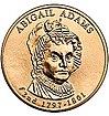 2007 Abigail Adams bronze medal obverse.jpg