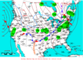2009-05-01 Surface Weather Map NOAA.png