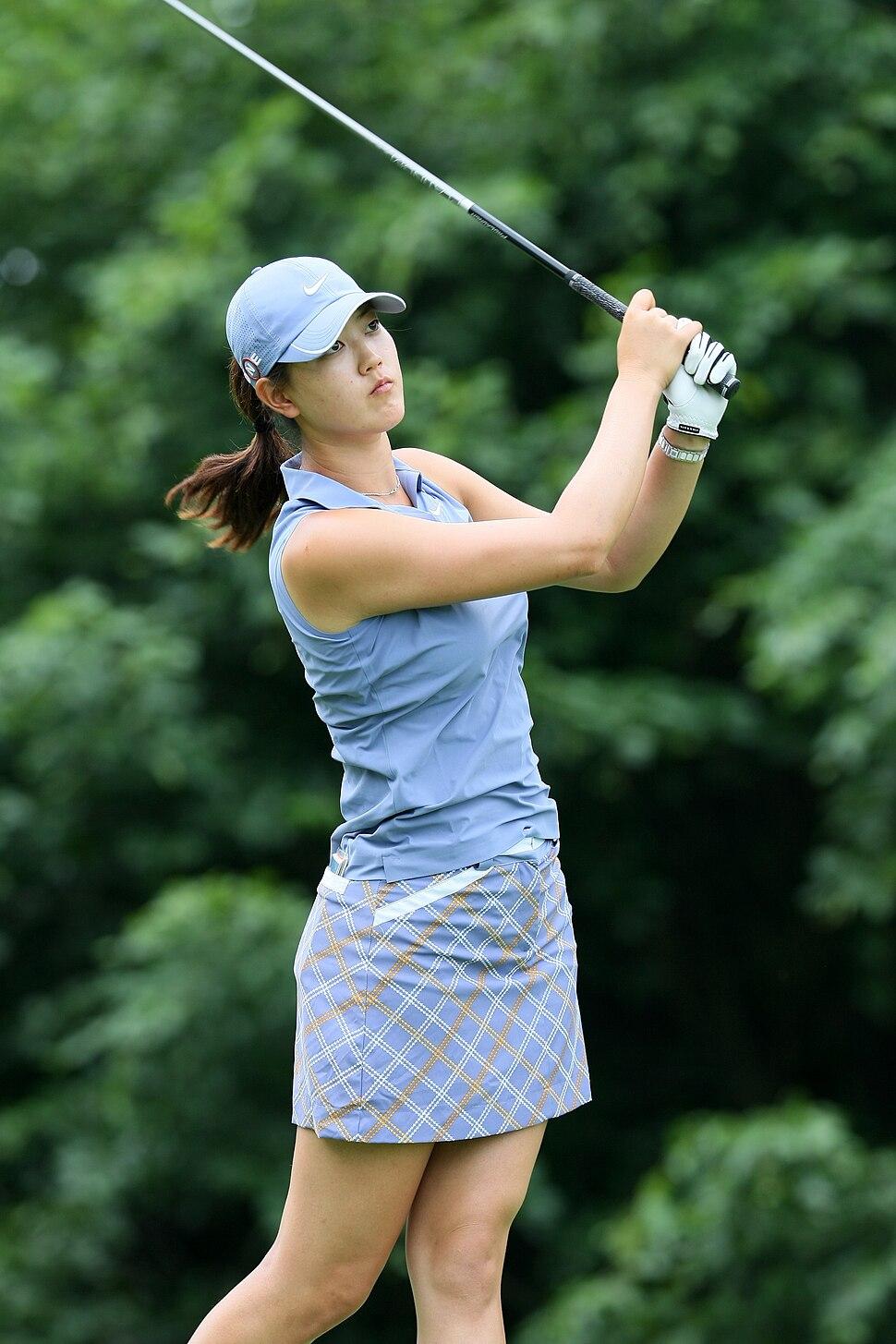 2009 LPGA Championship - Michelle Wie (2)