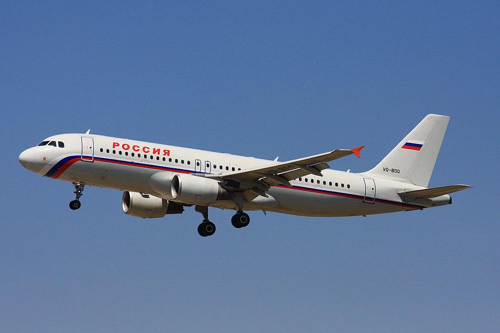 Минтранс готовит предложения опродаже «Аэрофлотом» авиакомпании «Россия».