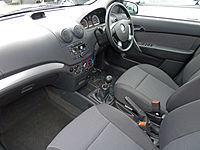 Chevrolet aveo t200 wikipedia holden barina interior australia fandeluxe Image collections