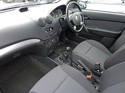 Chevrolet Aveo T200 Wikiwand