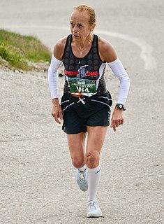 Jacqueline Gareau Canadian marathon runner