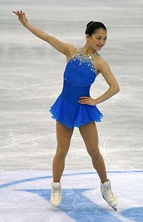 Akiko Suzuki Japanese figure skater