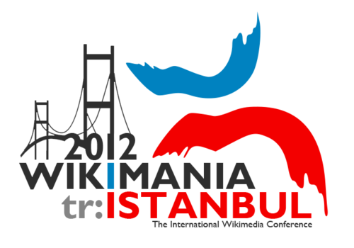 2012 Wikimania İstanbul Logo.png