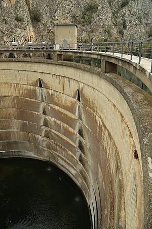 Treska - Matka dam