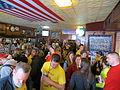 20130406 07 Metra Pub Crawl @ George's Tavern in Berwyn.jpg