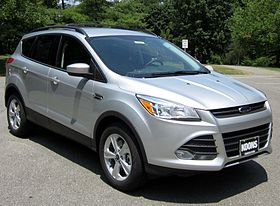 2013 Ford Escape SE -- 07-11-2012.JPG