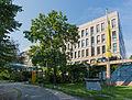 2014-07-24 Zentrale Deutsche Postbank AG, Friedrich-Ebert-Allee 114-126, Bonn-Gronau IMG 2172.jpg