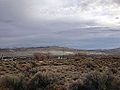 2014-12-11 14 19 30 Blowing dust from a landfill on a windy day in Elko, Nevada.JPG