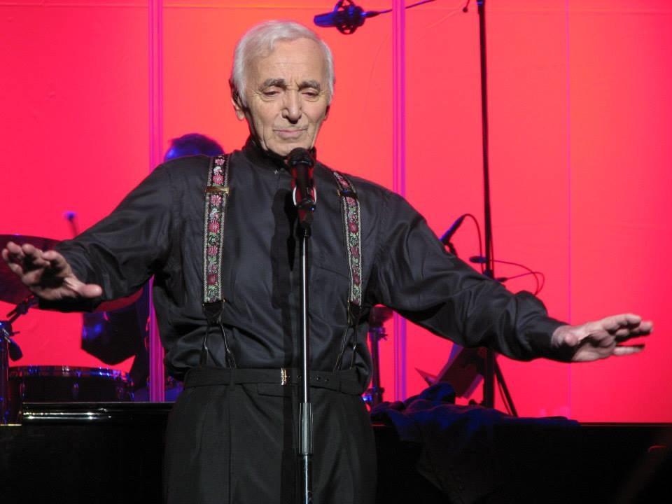 2014.06.23. Charles Aznavour Fot Mariusz Kubik 09
