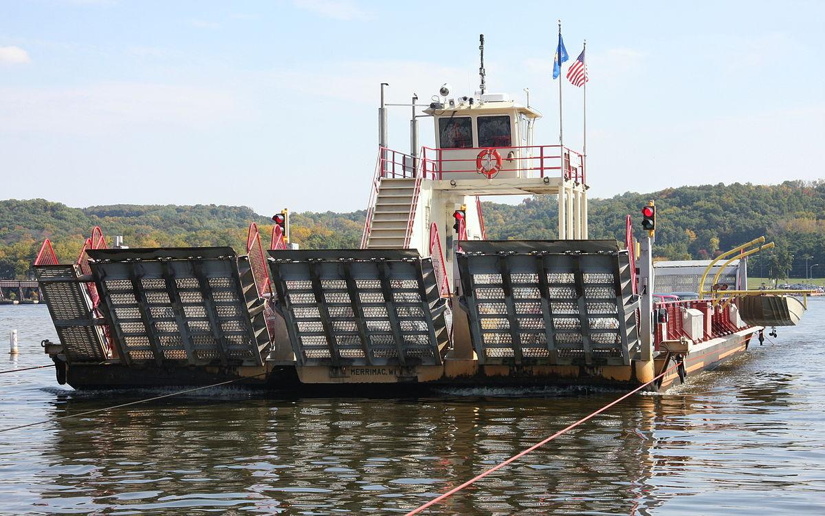 Merrimac Ferry Wikipedia