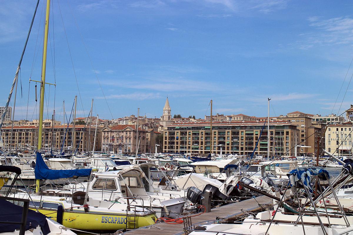 Immeuble au 42 66 quai du port marseille wikip dia - Adresse du port de marseille ...