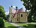 2014 Polanica-Zdrój, kościół Wniebowzięcia NMP 17.JPG