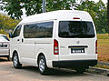 2014 Toyota HiAce Window Van (19110194814).jpg